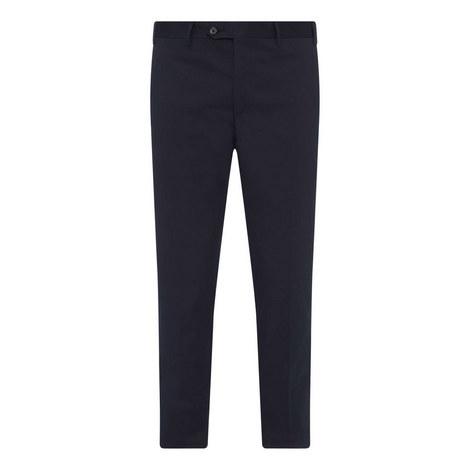 Formal Cotton Trousers, ${color}