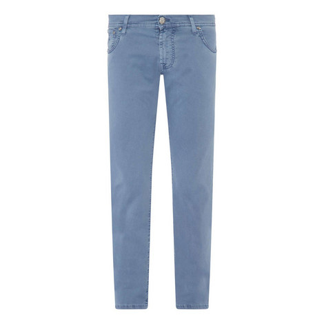 Casual Cotton Trousers, ${color}