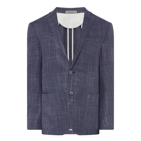 Textured Blazer, ${color}
