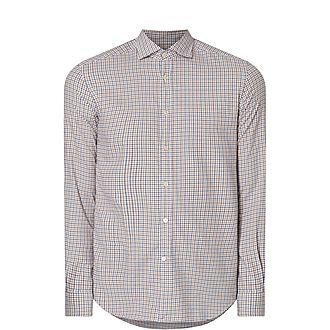 Checked Casual Shirt