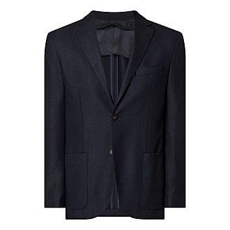 Cash Suede Jacket