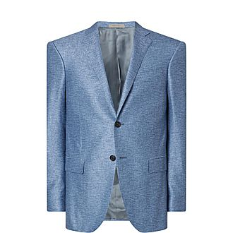 Cashmere-Silk Jacket