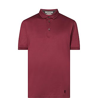 Mercerised Polo Shirt
