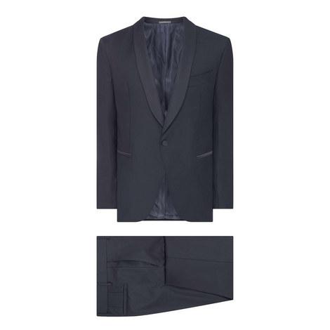 Shawl Collar Tuxedo, ${color}