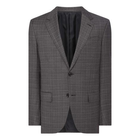 Milano Easy Textured Blazer, ${color}