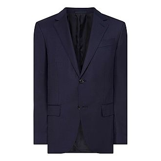 Rich Navy Blazer