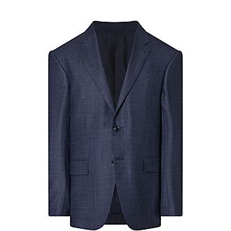 Pindot Suit Jacket