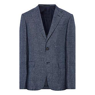 Wool Linen Jacket
