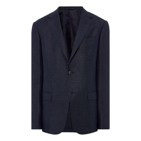 Wool Linen Blazer, ${color}