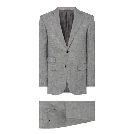 Manhattan Textured Suit, ${color}