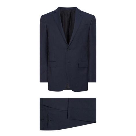 Feint Textured Suit, ${color}
