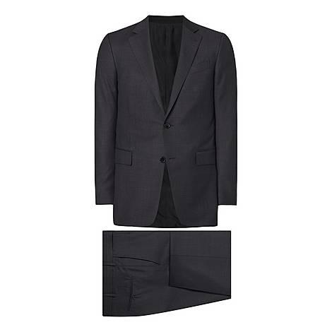 Tonal Check Suit, ${color}