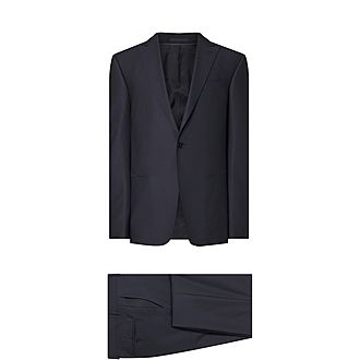 Textured Evening Suit