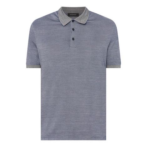 Textured Polo Shirt, ${color}