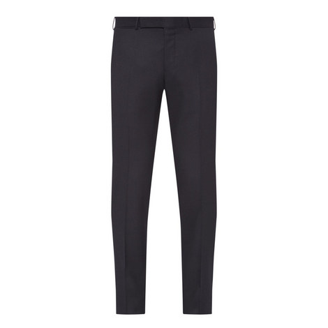 Formal Flannel Trousers, ${color}