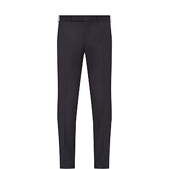 Formal Flannel Trousers