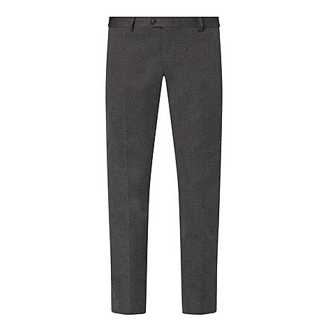 Textured D8 Trousers, ${color}