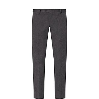 Textured D8 Trousers