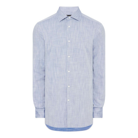Washed Cotton Shirt, ${color}