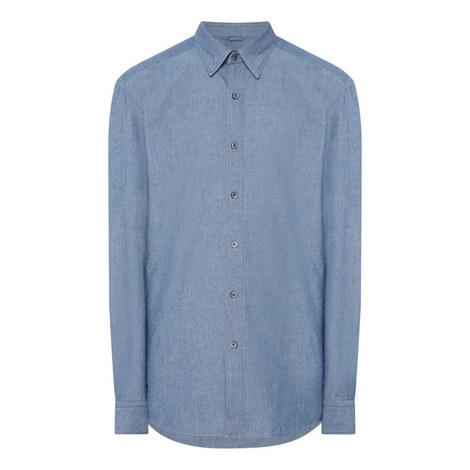 Chambray Shirt, ${color}