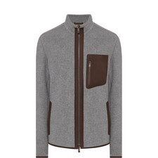 Double Wool Overshirt