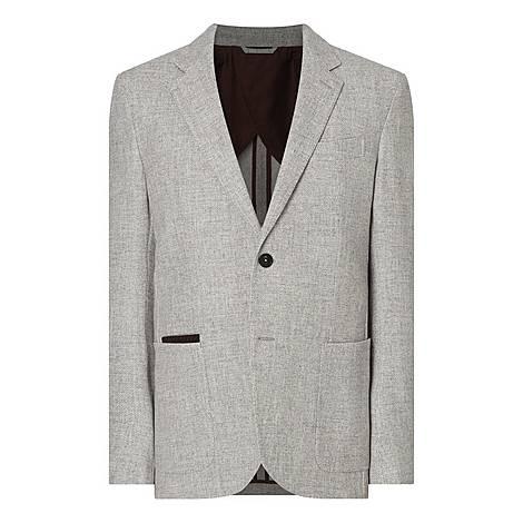Wool-Cashmere Jacket, ${color}