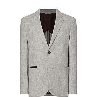 Wool-Cashmere Jacket