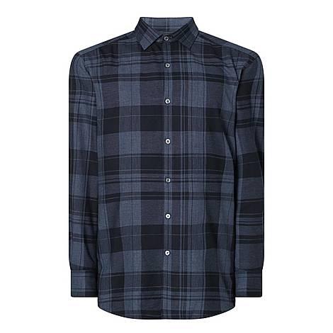 Tonal Check Shirt, ${color}
