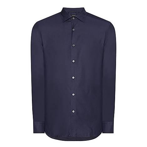 Brush Cotton Shirt, ${color}