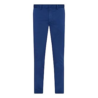 Cotton D8 Trousers