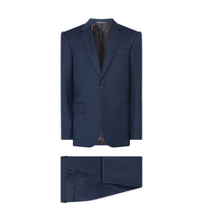 Soho Two-Piece Flannel Suit
