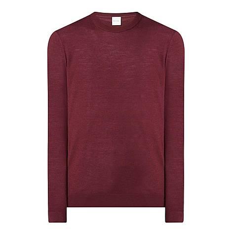 Merino Crew Neck Sweater, ${color}