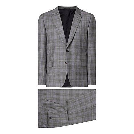 Check Grid Suit, ${color}