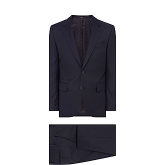 Two-Piece Soho Pin Dot Suit