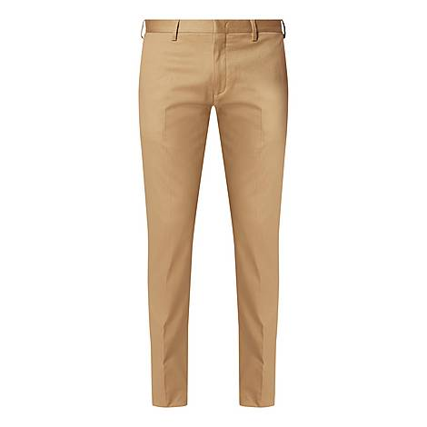 Unfinished Slim Fit Chinos, ${color}