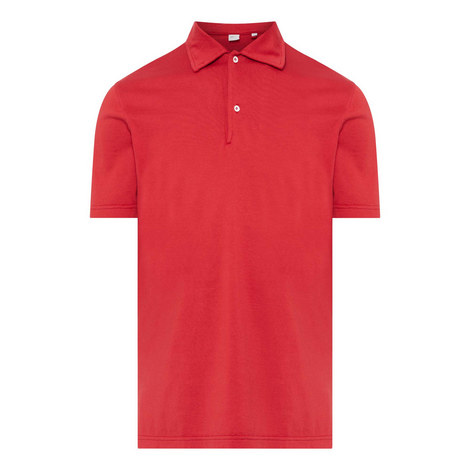 Jersey Polo Shirt, ${color}