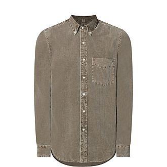 Casual Baby Cord Shirt