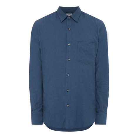 Brushed Cotton Shirt, ${color}
