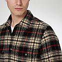 Check Thermal Shirt, ${color}