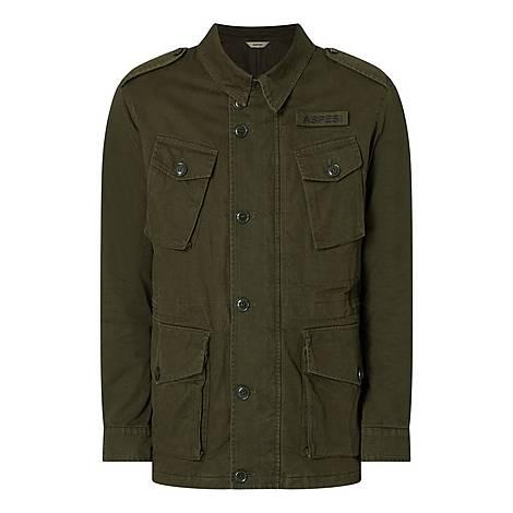 Cotton Field Jacket, ${color}