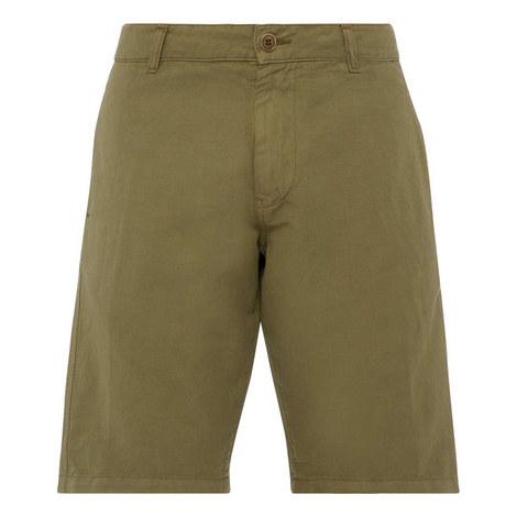 Cotton Bermuda Shorts, ${color}