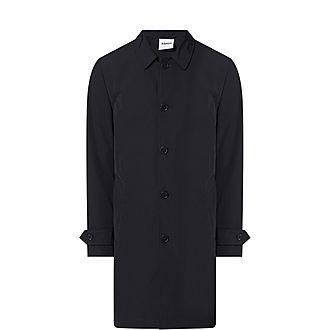 Mid-Length Single-Breasted Coat