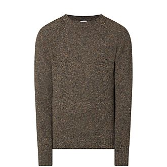 Donegal Wool Sweater