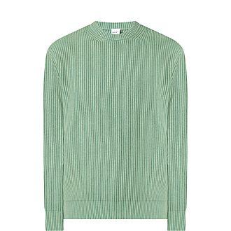 Heavy Knit Wool Sweater