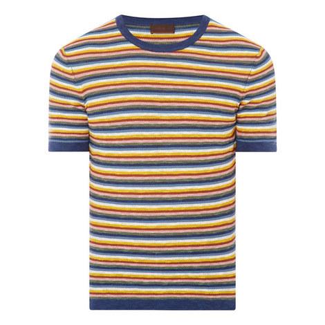 Stripe Line T-Shirt, ${color}