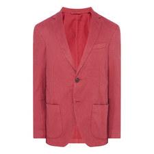 Washed Cotton Linen Jacket