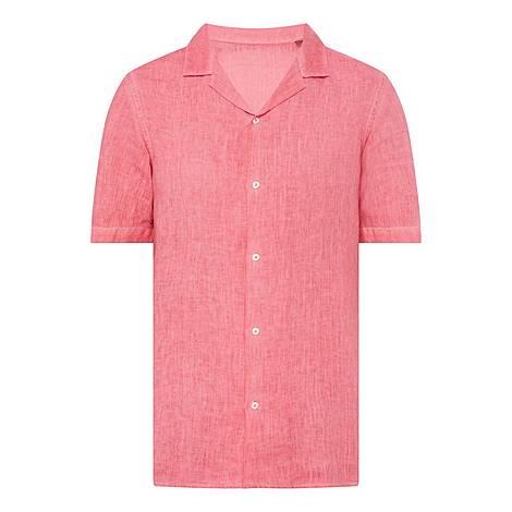 Camp Counsellor Linen Shirt, ${color}