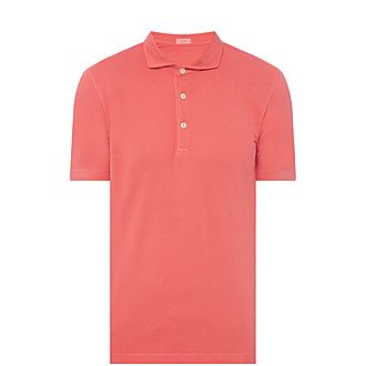 Soft Piqué Polo Shirt