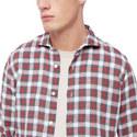 Tartan Print Shirt, ${color}