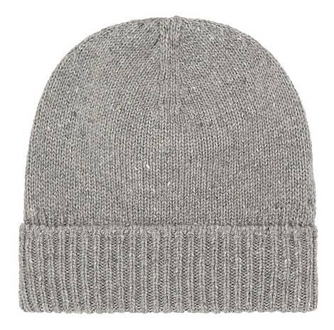 Cashmere Beanie Hat, ${color}